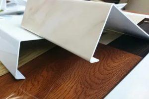 Ремонт подоконников накладки