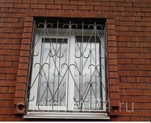 Альтернатива решеткам на окнах