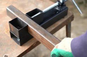 Изделия из профильной трубы своими руками: 5 показательных примеров