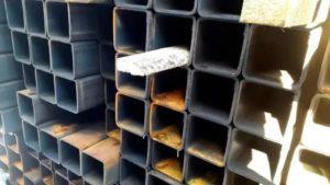 Труба 100х100х4: производство, применение, нормативные документы