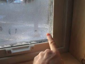 Стеклопакет потеет между стеклами что делать