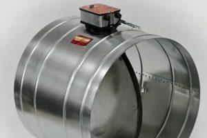 Клапан для вентиляции – назначение, виды и управление