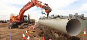 Промышленная прокладка водопровода: способы реализации и их технологические особенности