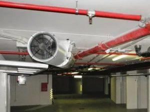 Противодымная вентиляция: основные характеристики и особенности устройства