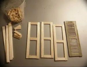 Ставни жалюзи деревянные своими руками