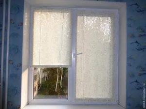 Чем закрыть окна от солнца своими руками