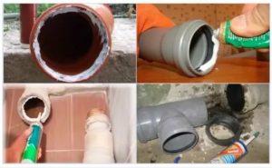 Зачем нужен герметик для канализации: как выбрать и как им пользоваться