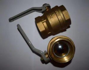 Шаровый кран ДУ50: варианты, размеры, особенности