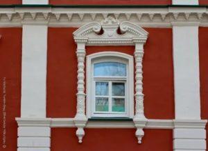 Гипсовые наличники на окна