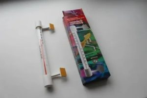 Как прикрепить термометр к пластиковому окну