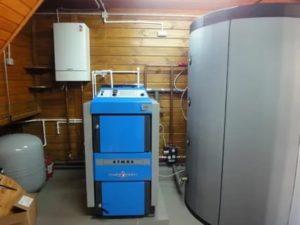 Твердотопливные котлы: как выбрать климатическое оборудование для негазифицированного дома