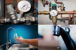 Каким должно быть давление воды в кране, как его замерить и при необходимости увеличить в бытовых условиях