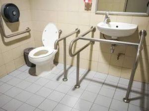 Каким должен быть унитаз для инвалидов