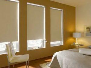 Солнцезащитные шторы на окна квартиры