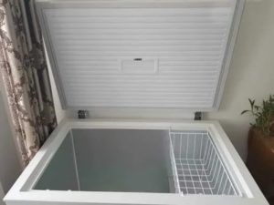 Установка морозильной камеры на балконе