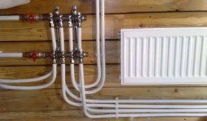 Металлопластиковые трубы для отопления дома