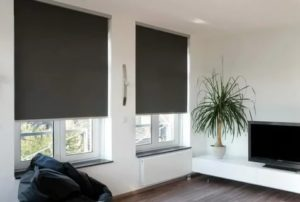 Солнцезащитные экраны на окна квартиры