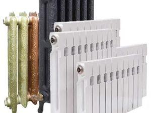 Какие радиаторы отопления для квартиры лучше: чугунные, алюминиевые, стальные, биметаллические и медные
