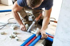 Пайка полипропиленовых труб: как недорого заменить водопровод в квартире
