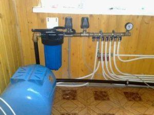 Водопровод с подогревом как гарантия бесперебойного водоснабжения в любое время года