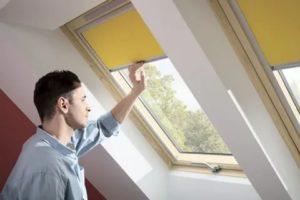 Чем лучше закрыть окна от солнца