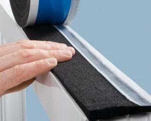 Монтажная лента для пластиковых окон