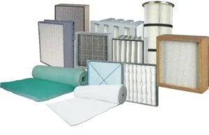 Фильтрующий материал для вентиляции: основные разновидности и особенности применения