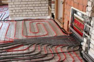Выбор и укладка труб теплого пола: особенности монтажа отопительной системы