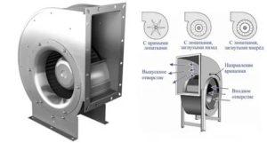 Что такое вентиляционная улитка: особенности устройства