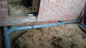 Как сделать канализацию в доме: пошаговый монтаж системы водоотведения
