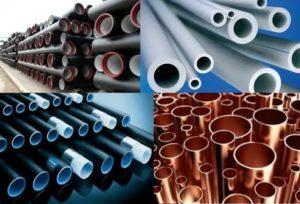 Пластмассовые трубы: полная информация об их видах, свойствах и сферах применения