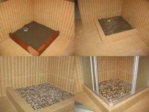 Как устанавливается душевая кабина своими руками в квартире и на даче