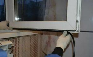 Как заменить уплотнители на пластиковых окнах самому
