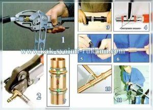Популярные способы соединения труб – подробный обзор