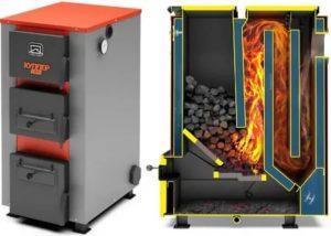Отопительные котлы длительного горения на твердом топливе для жилых и дачных домов