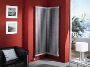 Узкие радиаторы: разновидности и назначение, горизонтальные и вертикальные батареи