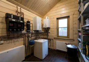 Автономное дизельное отопление дачи или загородного дома