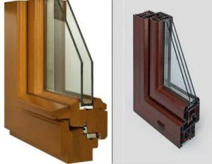 Какие окна теплее пластиковые или деревянные