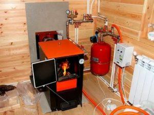 Отопление частного дома без газа – насколько это реально
