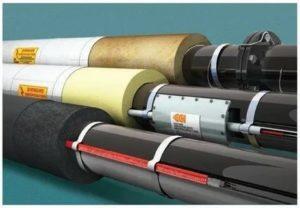 Обогрев труб кабелем: особенности реализации