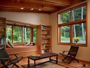 Проектирование окон в частном доме