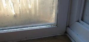Потеют окна на балконе что делать