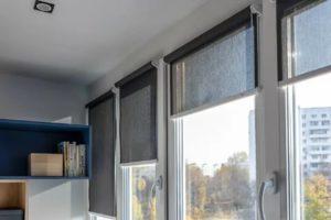 Рольф шторы на пластиковые окна