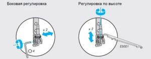 Регулировка пластиковых окон по высоте