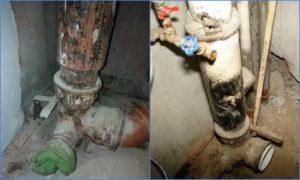 Стояк канализации в квартире: как его ремонтировать, заменять и кто должен это делать