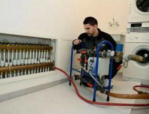 Очистка систем отопления разными методами