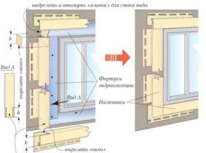 Отделка окна сайдингом своими руками пошаговая инструкция